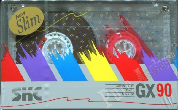 SKC GX (1990) EUR