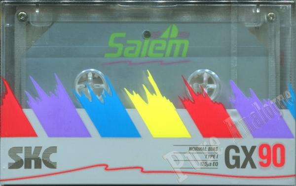 SKC GX (1990) EUR Salem
