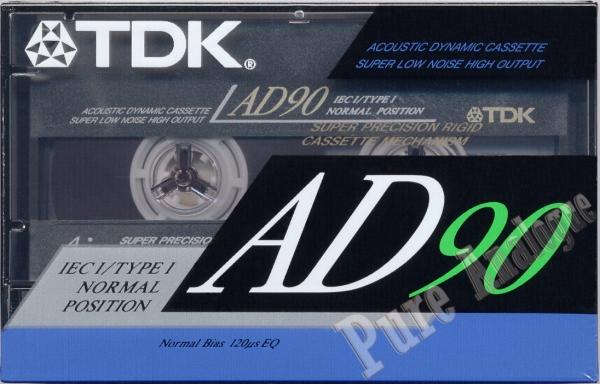 TDK AD (1991) EUR