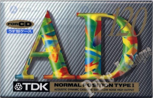 TDK AD (1994) JAP