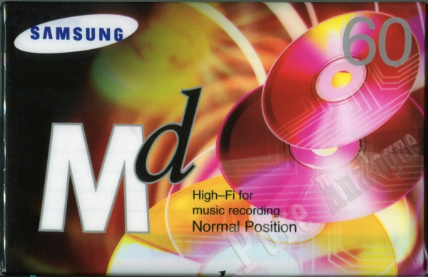 Samsung Md (2001) EUR