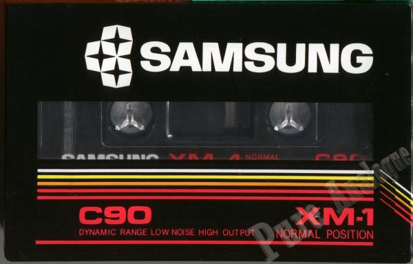 Samsung XM-1 90 (1988) EUR
