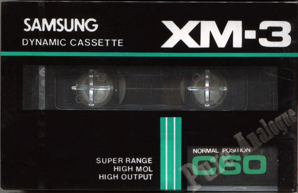 Samsung XM-3 (1988) EUR