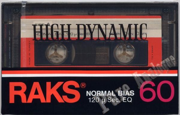 RAKS High Dynamic (1985) EUR