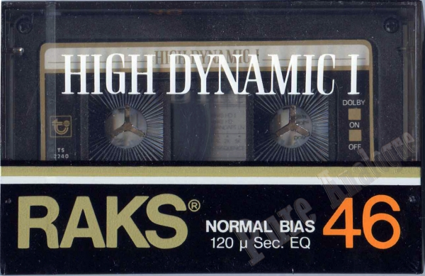RAKS High Dynamic I (1985) EUR