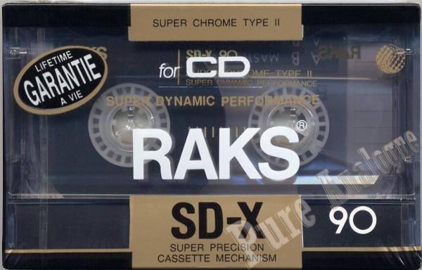 RAKS SD-X (1990) EUR