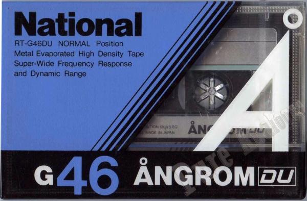 National G-DU (1985) JAP