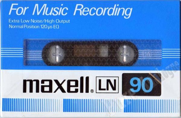 Maxell LN (1980) EUR