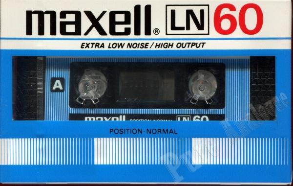 Maxell LN (1984) EUR