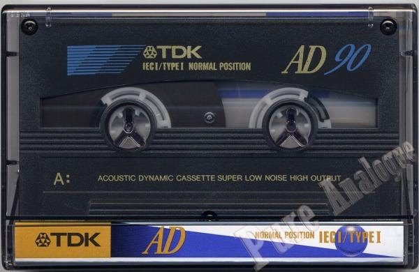 TDK AD (1997) EUR