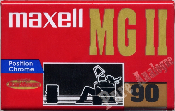 Maxell Music Gear II (1997) EUR (MG II)