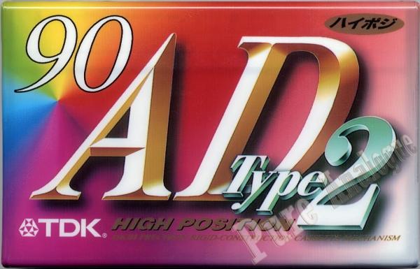 TDK AD2 (1995) JAP