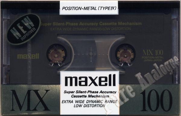 Maxell MX (1988) JAP