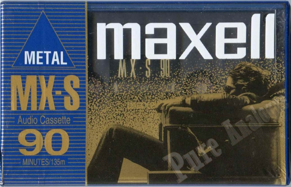 Maxell MX-S (1998) US