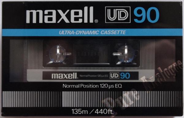 Maxell UD I (1982) US