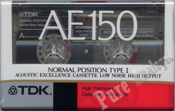TDK AE (1989) JAP