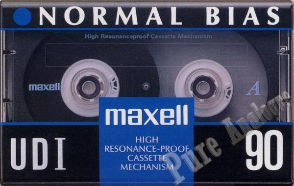 Maxell UD I (1992) US