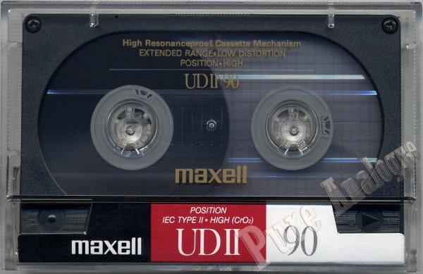 Maxell UD II (1991) US
