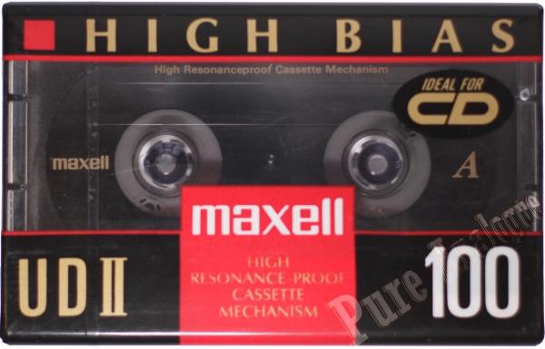 Maxell UD II (1992) US