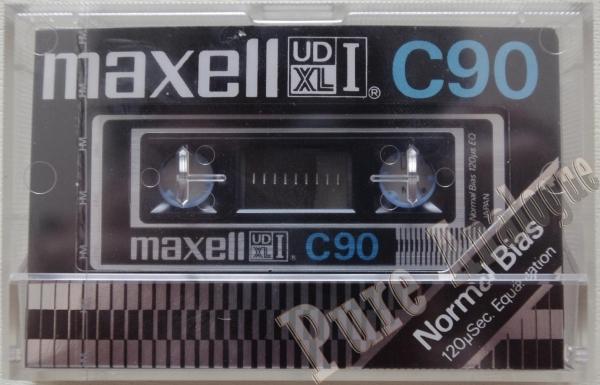 Maxell UDXL I (1977) EUR