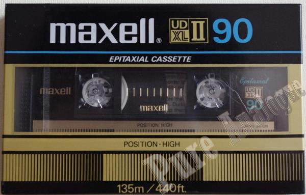Maxell UDXL II (1983) US