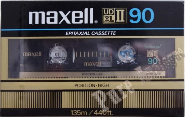 Maxell UDXL II (1983) EUR