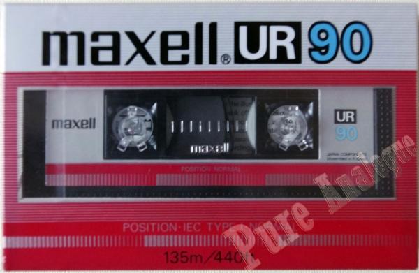 Maxell UR (1983) US