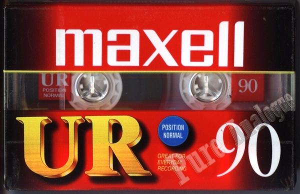 Maxell UR (1994) EUR