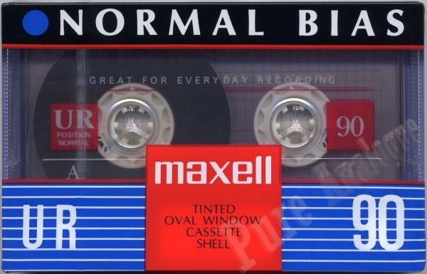 Maxell UR (1995) EUR