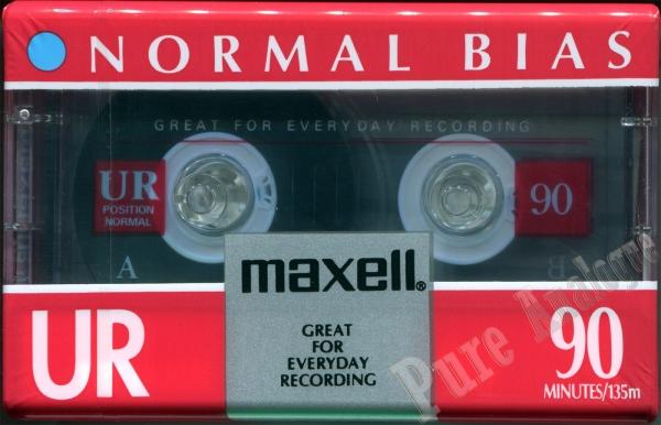 Maxell UR (1996) EUR
