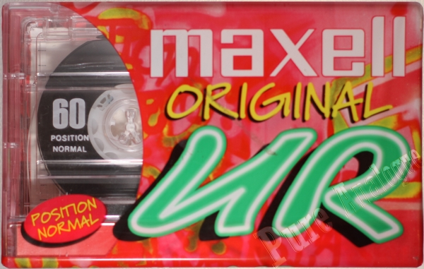 Maxell UR (1998) EUR