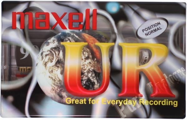 Maxell UR (2002) EUR