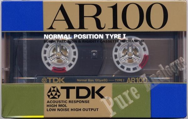 TDK AR (1988) JAP