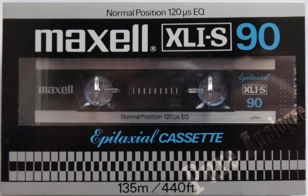 Maxell XLI-S (1980) EUR