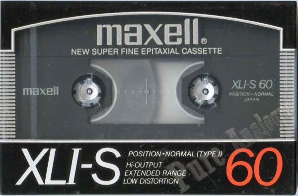 Maxell XLI-S (1986) US