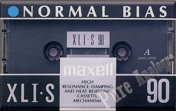 Maxell XLI-S (1992) US