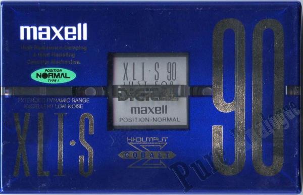 Maxell XLI-S (1994) JAP
