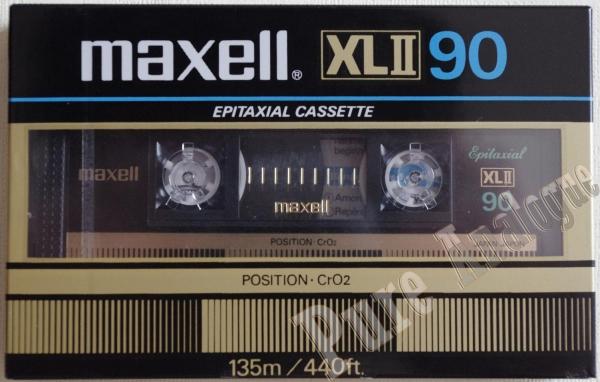 Maxell XL II (1983) EUR