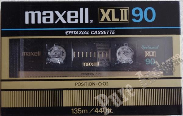 Maxell XL II (1983) US