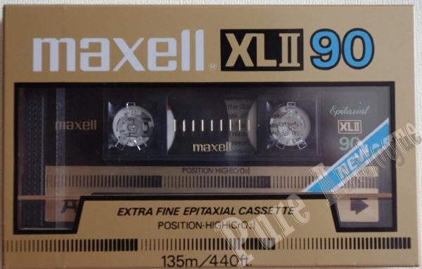Maxell XL II (1984) US