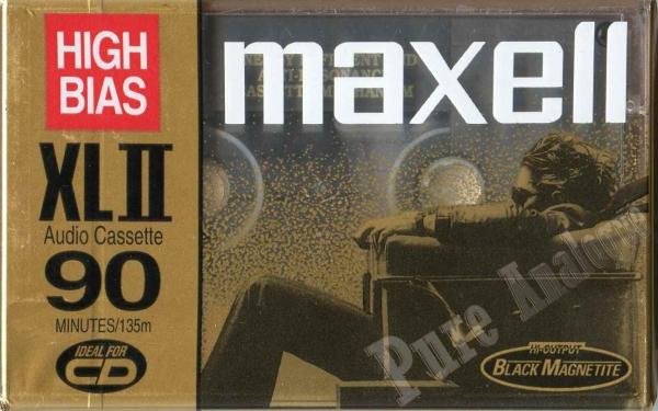 Maxell XL II (1998) US
