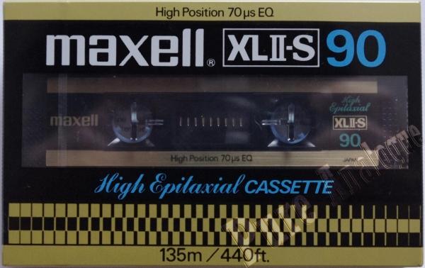 Maxell XLII-S (1980) US