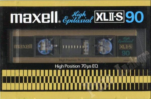 Maxell XLII-S (1980) JAP