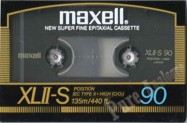 Maxell XLII-S (1986) US
