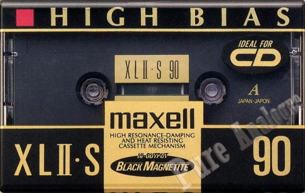 Maxell XLII-S (1992) US