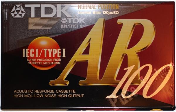 TDK AR (1995) EUR (EA)