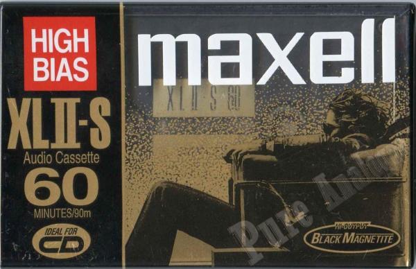 Maxell XLII-S (1998) US