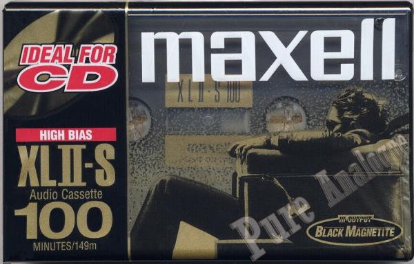 Maxell XLII-S (2001) EUR/US