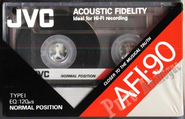 JVC AFI (1990) EUR/US
