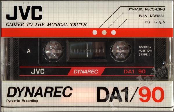 JVC DA1 90 (1983) EUR/US